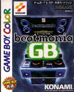 BeatMania GB per Game Boy Color