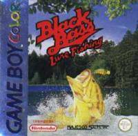 Black Bass: Lure Fishing per Game Boy Color