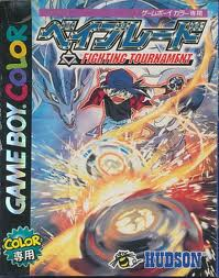 BeyBlade Fighting Tournament per Game Boy Color