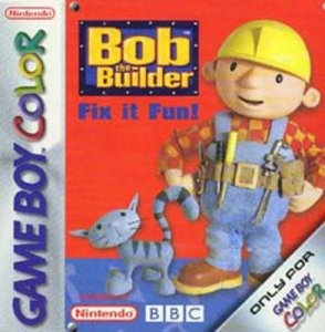 Bob the Builder: Fix it Fun! per Game Boy Color