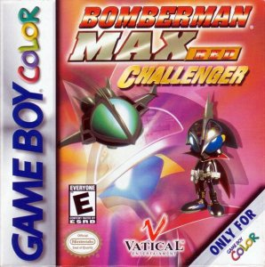 Bomberman Max Red: Challenger per Game Boy Color