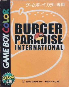 Burger Paradise International per Game Boy Color