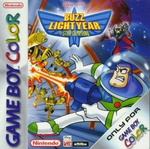 Buzz Lightyear of Star Command per Game Boy Color