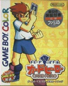 Card Hero Trading & Battle per Game Boy Color