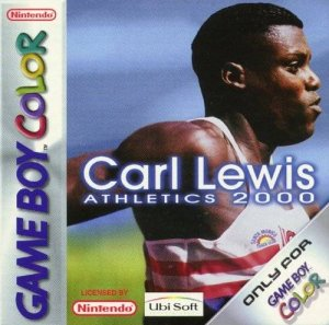 Carl Lewis Athletics 2000 per Game Boy Color