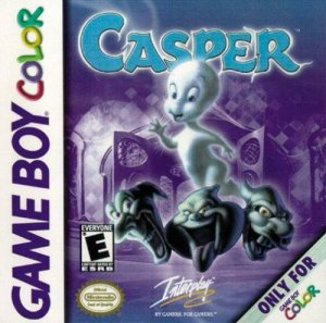 Casper per Game Boy Color