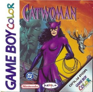 Catwoman per Game Boy Color