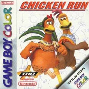Chicken Run per Game Boy Color