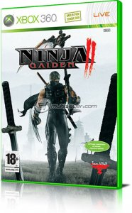 Ninja Gaiden 2 per Xbox 360