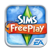 The Sims FreePlay per iPhone