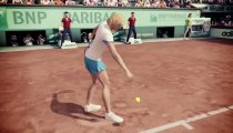 Grand Slam Tennis 2 - Trailer per il Roland Garros