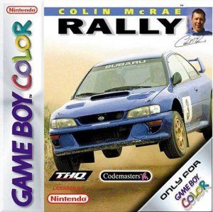 Colin McRae Rally per Game Boy Color
