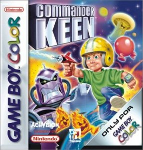Commander Keen per Game Boy Color
