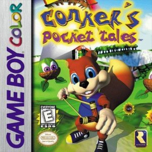 Conker's pocket tales per Game Boy Color