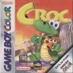 Croc per Game Boy Color