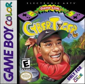 CyberTiger per Game Boy Color