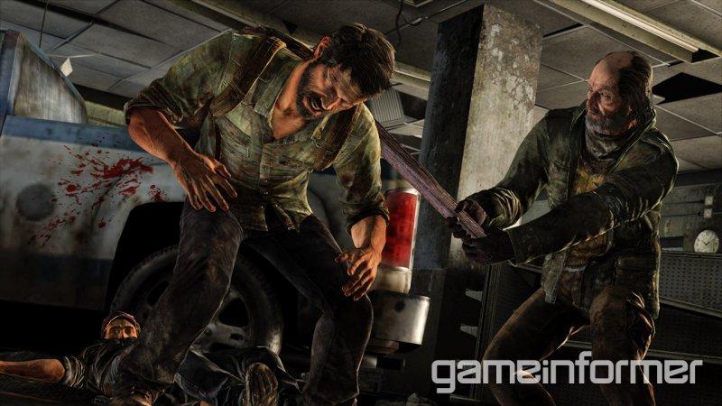Un bel po' di dettagli su The Last of Us