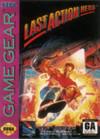 Last Action Hero per Sega Game Gear