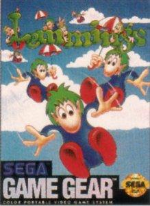 Lemmings per Sega Game Gear