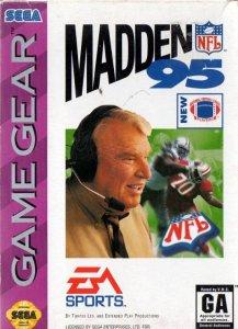 Madden NFL 95 per Sega Game Gear