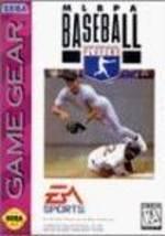 MLBPA Baseball per Sega Game Gear
