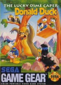The Lucky Dime Caper Starring Donald Duck per Sega Game Gear