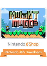 Mutant Mudds per Nintendo 3DS