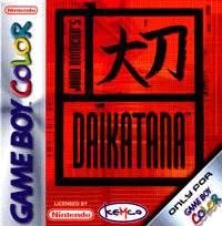 Daikatana per Game Boy Color
