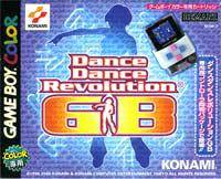 Dance Dance Revolution GB per Game Boy Color