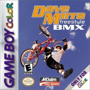Dave Mirra Freestyle Bmx per Game Boy Color