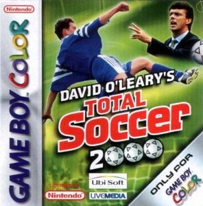 David O'Leary's Total Soccer 2000 per Game Boy Color