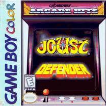 Defender / Joust per Game Boy Color
