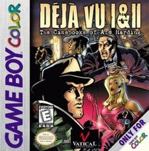 Deja Vu I and II per Game Boy Color
