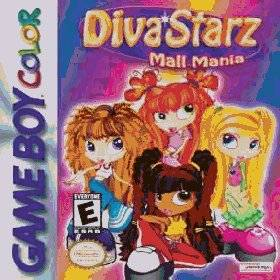 Diva Starz: Mall Mania per Game Boy Color
