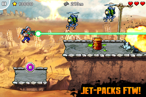 One Epic Game arriva anche su Android Market