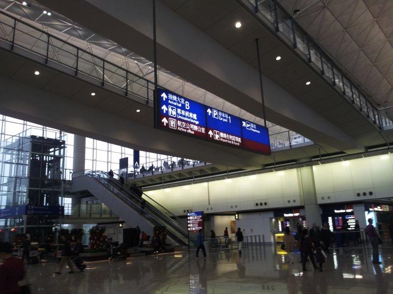 In trasferta a Hong Kong
