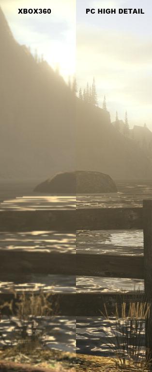 Versioni a confronto per Alan Wake