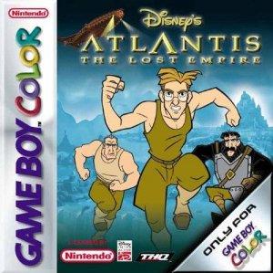 Disney's Atlantis: The Lost Empire per Game Boy Color