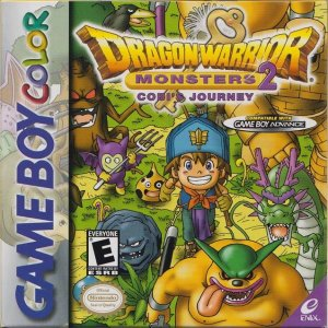 Dragon Warrior Monsters 2: Cobi's Journey per Game Boy Color
