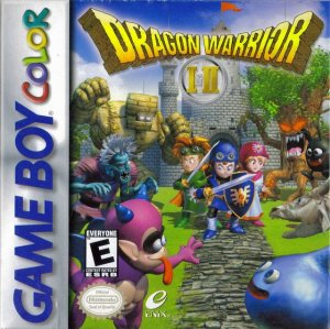 Dragon Warrior I&II per Game Boy Color