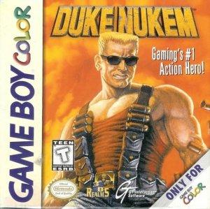 Duke Nukem per Game Boy Color