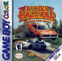 Dukes of Hazzard: Racing for Home per Game Boy Color