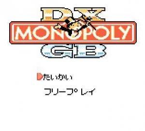 DX Monopoly GB per Game Boy Color