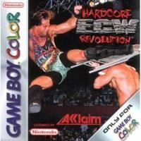 ECW Hardcore Revolution per Game Boy Color