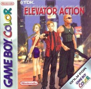 Elevator Action per Game Boy Color