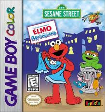 Elmo in Grouchland per Game Boy Color