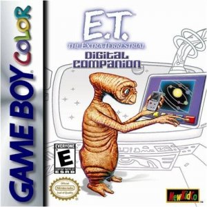 E.T. Digital Companion per Game Boy Color
