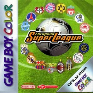 European Super League per Game Boy Color