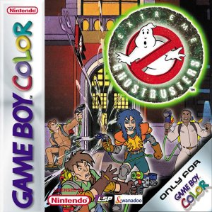 Extreme Ghostbusters per Game Boy Color