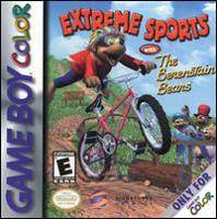 Extreme Sports with the Berenstain Bears per Game Boy Color